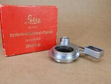 LEITZ Leica sooky-M/16507 Dispositivo di messa a fuoco quasi-Boxed