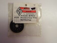 KIMBROUGH - 78 TOOTH 48 PITCH PRECISION GEAR W/ BALL BEARINGS - Model # 155