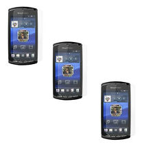 3 x Clear Screen Protector for Sony Ericsson Xperia Play R800 R800X