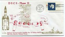 1973 DSCS Phase II Defence Communication System Cape Canaveral Antarctic NATO