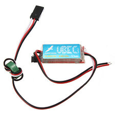 Hobbywing 3A UBEC 5V 6V MAX 5A Lowest RF Noise RC BEC Switch Mode External New