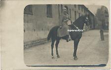 Foto Dragoner mit Pferd  (454)