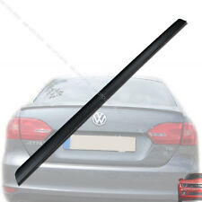 UNPAINTED Volkswagen VW Jetta MK6 B6 Boot Rear Trunk Lip Spoiler Wing§