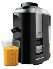Black And Decker Juicer Fruit And Vegetable Juice Extractor Machine Juicing Cup