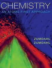 Chemistry An Atom's First Approach by Steven S Zumdahl