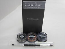 BARE ESCENTUALS bareMinerals* MASQUERADE BALL * 4pc Wicked Ta-Dah & Brush ~ NEW