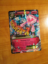 NM Mega M DIANCIE EX Pokemon Card PROMO Black Star XY44 Set Ultra Rare X&Y
