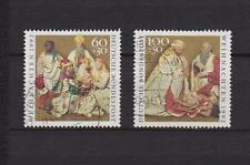 BRD 1992 Ersttagsstempel 1639 - 1640 gestempelt - Weihnachtsmarken Weihnachten