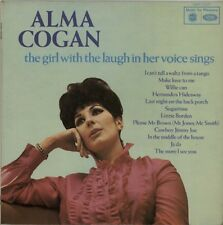 ALMA COGAN The Girl With The Laugh In Her Voice  UK Vinyl LP EXCELLENT CONDITION