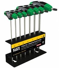 Klein Tool 7-Piece 6'' Torx Journeyman T-Handle Set T21200