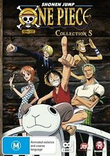 One Piece (Uncut) Collection 05 (S2 Eps 54-66) DVD NEW