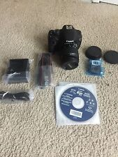 Canon EOS Rebel T5 / EOS 1200D 18.0 MP Digital SLR Camera - Black (Kit w/ EF-S I