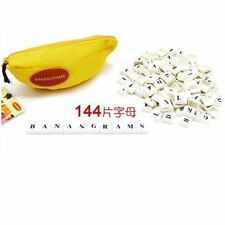 Bananagrams , The Word Game That Does Not Need Board, Paper Or Pencil. UK Seller