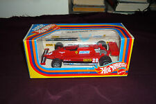 RARE Vintage Super Hot Wheels 1/25 Scale Ferrari Indy Race Car MIOP FROM ITALY