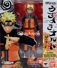 S.H. Figuarts Naruto Shippuden Uzumaki Naruto Sage Mode Action Figure