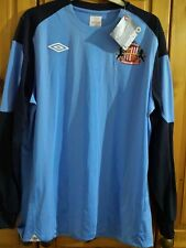Sunderland Football Shirt for men size L umbro NEW with tag