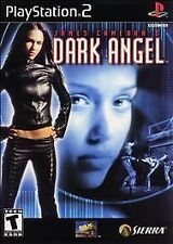 James Cameron's Dark Angel (Sony PlayStation 2, 2002) Brand New Sealed PS2