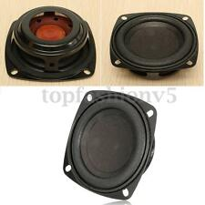 "7cm/3"" inch  Square altoparlante Woofer Bass Radiators Passive Bass Speaker"