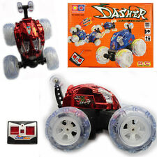 RC Dasher Stunt Kids Toy Car 40MHz Electric Big Twister Fun Gift Item for Boys