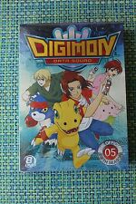Digimon: Data Squad - The Official Fifth Season (DVD, 2014, 8-Disc Set)