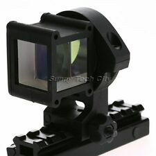 360 Degree Rotate Reflect Angle Sight 4 Laser Sight w 20mm Picatinny Rail Rifle