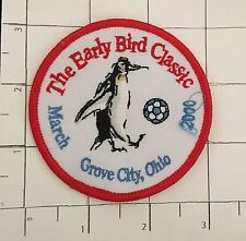 The Early Bird Classic Soccer Patch - Grove City Ohio