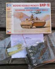 Semicarriles bmp-1e - 1:87 Kit