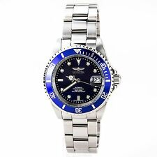 Invicta 9094C Men's Pro Diver Blue Dial Automatic Stainless Steel Dive Watch