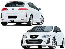 BODY KIT- KIT CARROSSERIE PARE-CHOCS - KIT CARROCERIA PARAGOLPES SEAT LEON AERO
