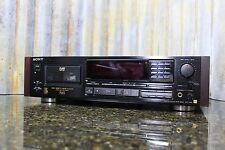 Sony DTC-57ES DAT Deck Fully Tested & Serviced Sounds Great FREE SHIPPING