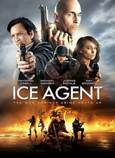 Ice Agent,New DVD, Ray Goodwin, Ray O'Neill, Joanna Pacula, Michael Madsen, Ray