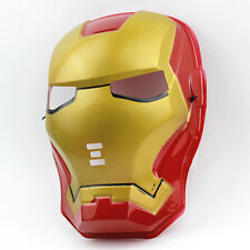 Iron man Mask Masquerade Super Hero Fancy Dress mask,Children's parties