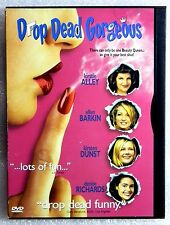 LIKE NEW RARE OOP Authentic Drop Dead Gorgeous WS FF 1999 Ellen Barkin Pageant