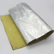 ARAMID Barrier Blanket Mat Aluminized Heat Shield Exhaust Cover 24 in× 12 in new