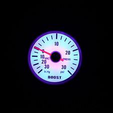 Electrical Turbo Boost Vacuum Pressure Gauge