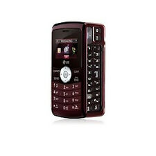 Verizon LG VX9200 EnV3 Cellular Phone Maroon