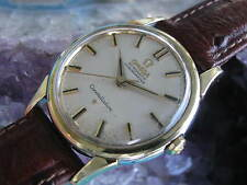 Omega Constellation Vintage Gold-on-Steel Automatic Wrist Watch, Cal. 551