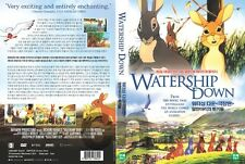 Richard Adams' Watership Down (1978) - Martin Rosen  DVD NEW