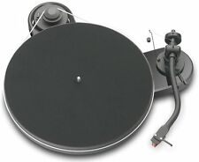 Pro-Ject RPM 1.3 Genius Turntable + 6 3/5ft Red (Piano Black) Action offer