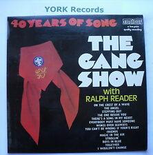 GANG SHOW - With Ralph Reader - Excellent Condition LP Record Contour 2870 168