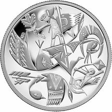 2013 Canadian Contemporary Art $20 Fine Silver Coin