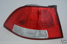 KIA OPTIMA  AB 2008-2010  RÜCKLEUCHTEN LINKS  REAR LIGHT LEFT NEU NEW MIT E