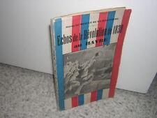1930.échos révolution de 1830 au Havre.Menuet de la Jugannière.envoi autographe