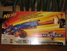 NERF Longstrike CS-6 N-Strike Blaster Hasbro New in BOX Long Strike Longest LOOK