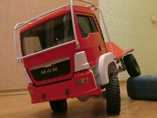 cabin MAN TGS 1/10.8 trophy crawler trial scx10 gmade TF2 RC4WD MST