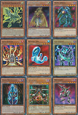Yugioh Complete 40 Card Marik Theme Deck Winged Dragon of Ra