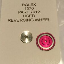 ROLEX CAL 1570 PART 7912 REVERSING WHEEL USED FIT MANY CAL .SEE LIST