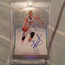 preferred crown royale nikola jokic rc auto 1/1 true 1 of 1 platinum