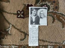k1-6 ephemera 1966 wedding article brian thompson anthea harrie margate