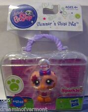 Littlest Pet Shop Shimmer 'n Shine Pets Owl #2345 New in Package